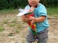 Auch die Kleinsten erhielten eine Zuckertüte